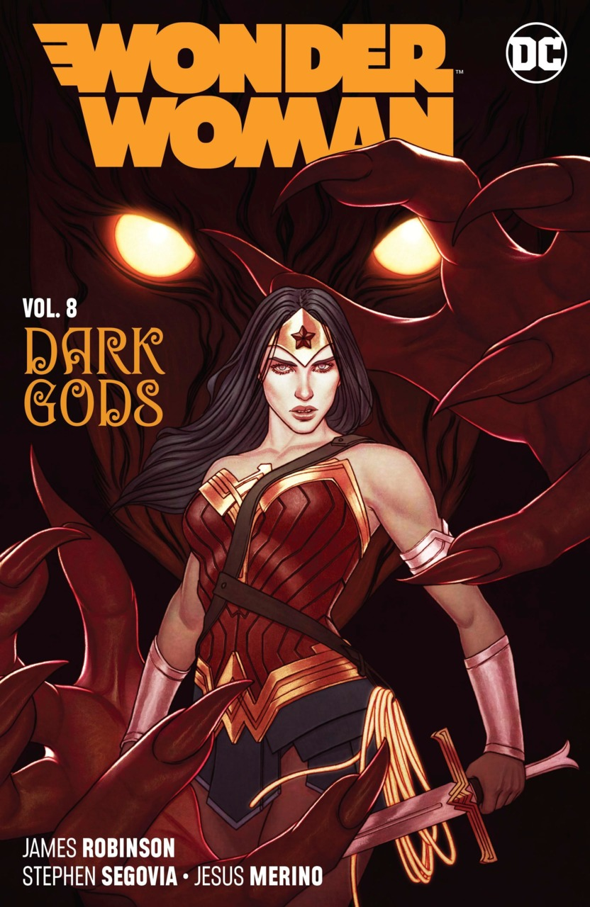 Wonder Woman: Dark Gods (Collected)