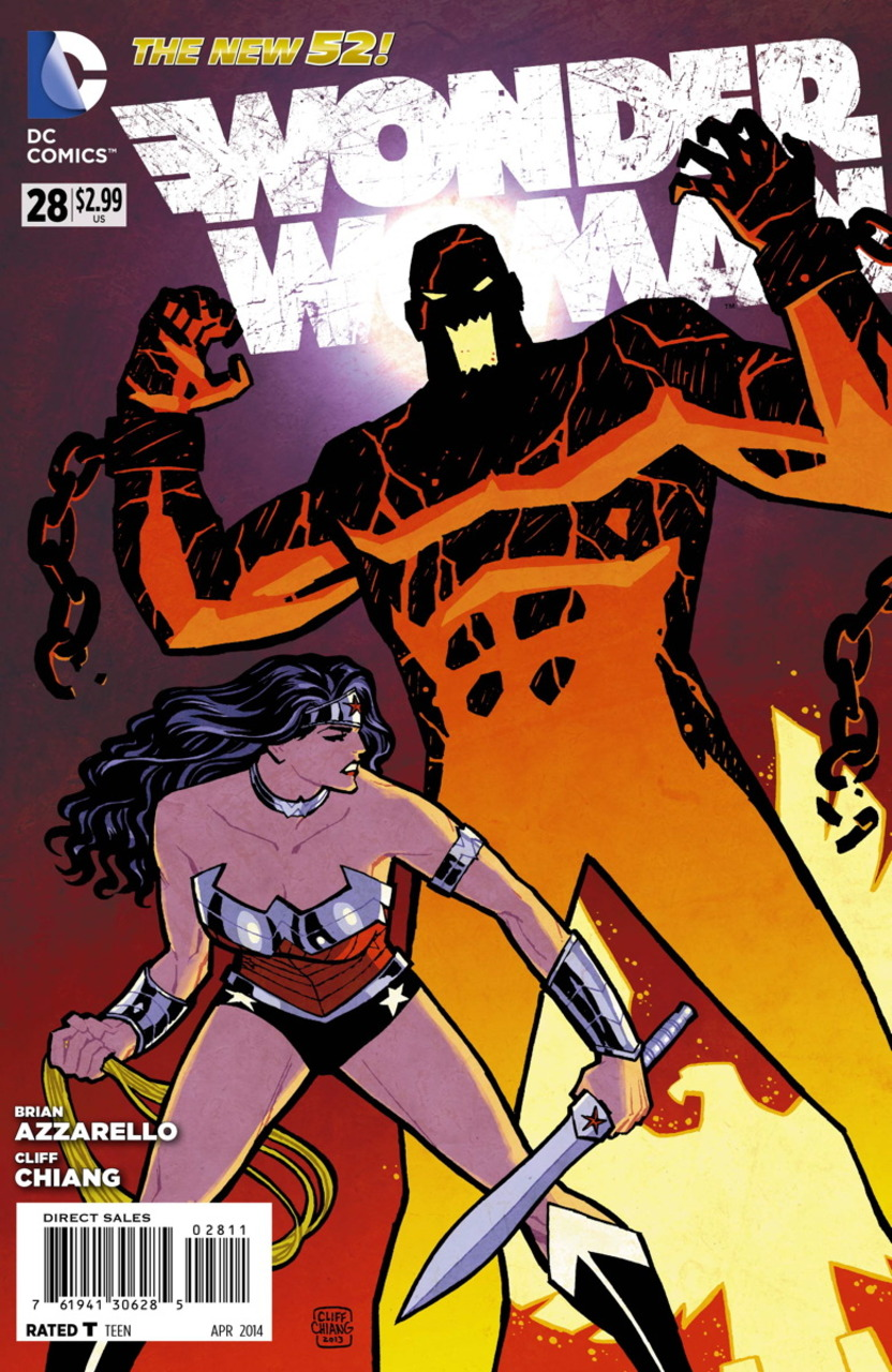 Wonder Woman Vol 4 28