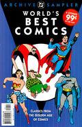 World's Best Comics Golden Age DC Archive Sampler