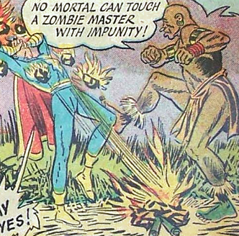 Zombie Master (Earth-S)