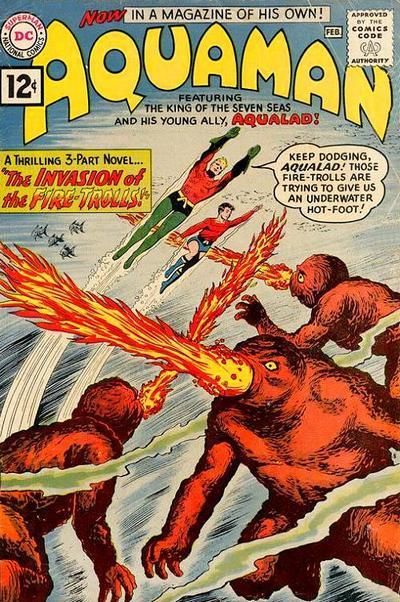 Aquaman Vol 1 1