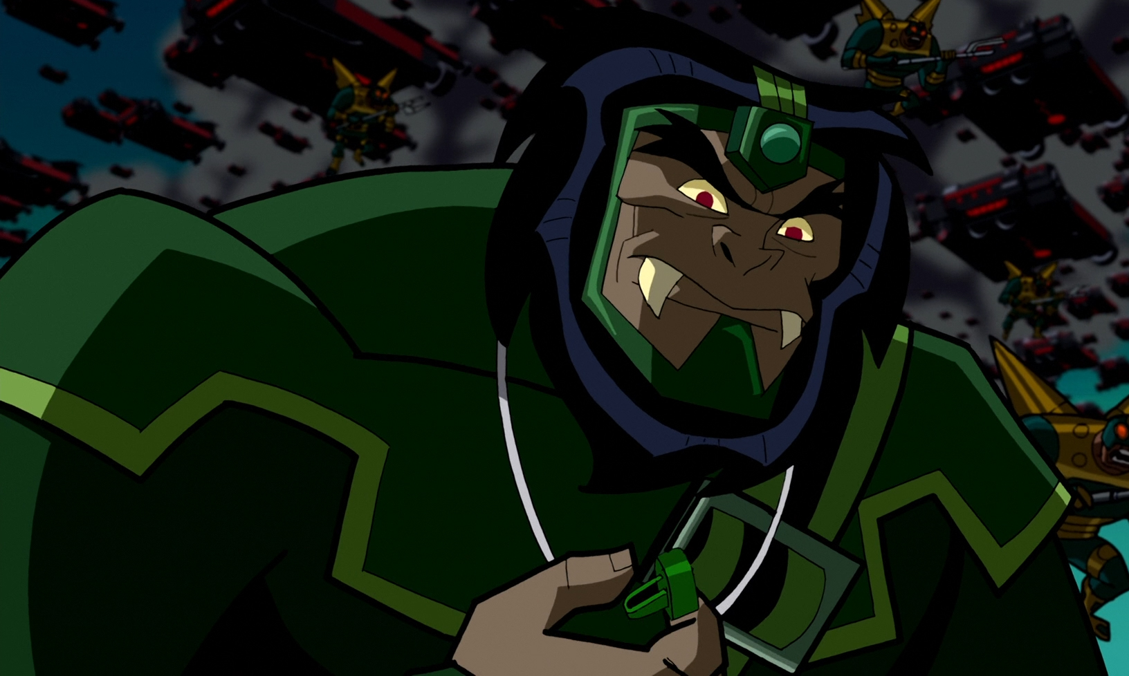 Kalibak (The Brave and the Bold)