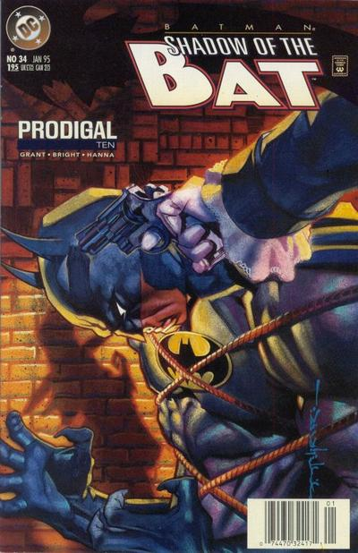 Batman: Shadow of the Bat Vol 1 34