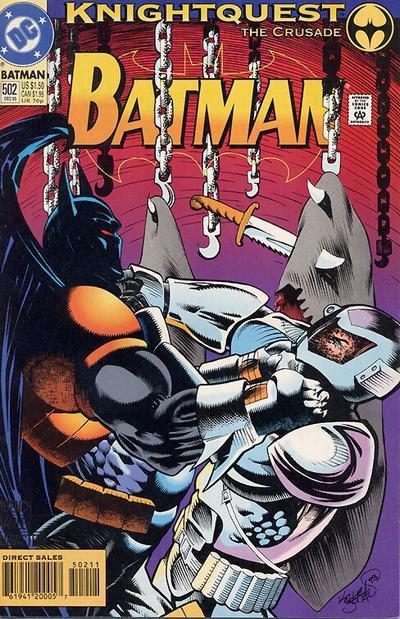 Batman Vol 1 502