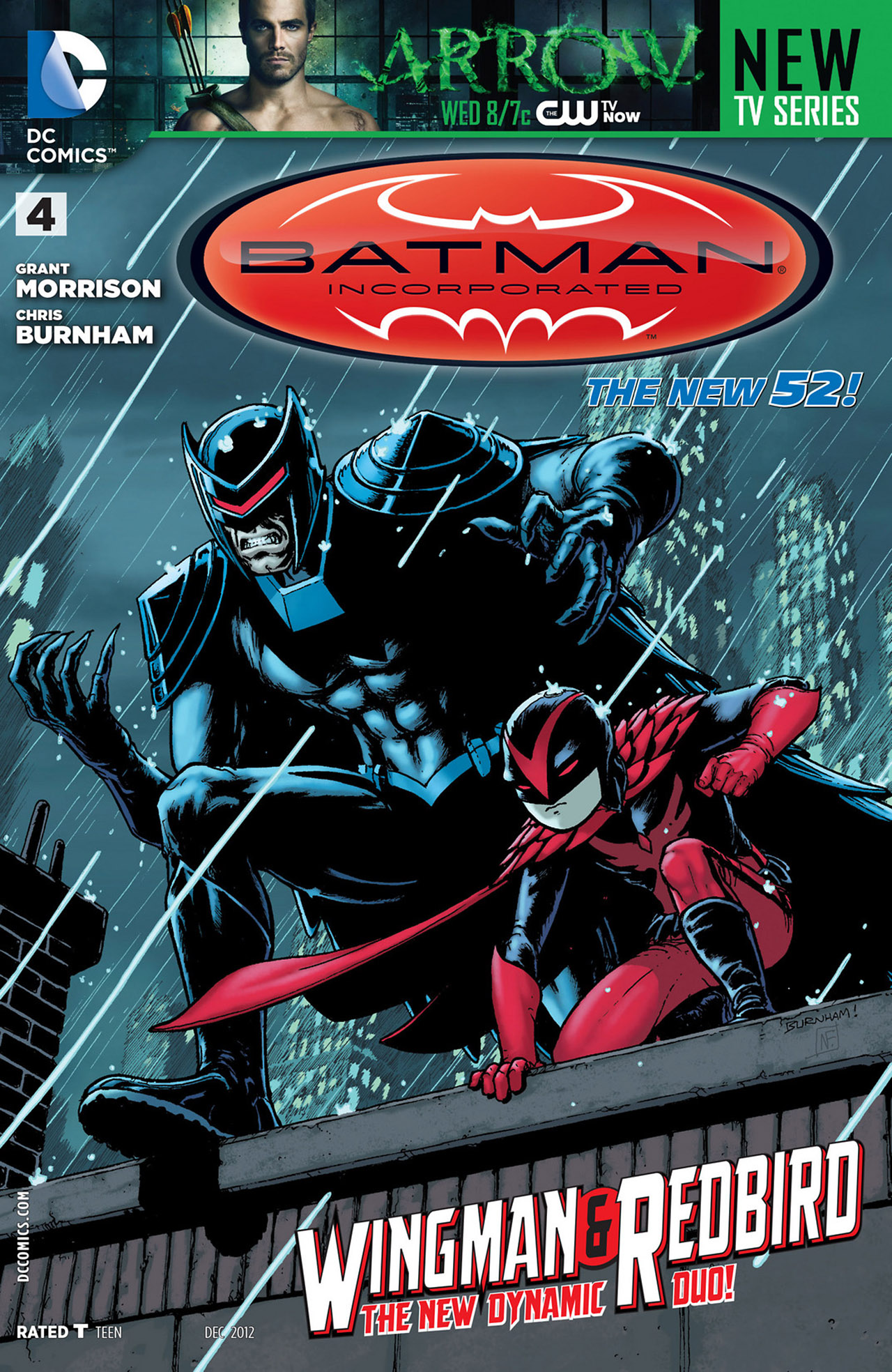 Batman Incorporated Vol 2 4