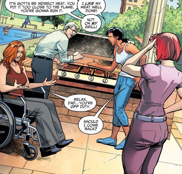 Renee Montoya (Injustice: Earth One)