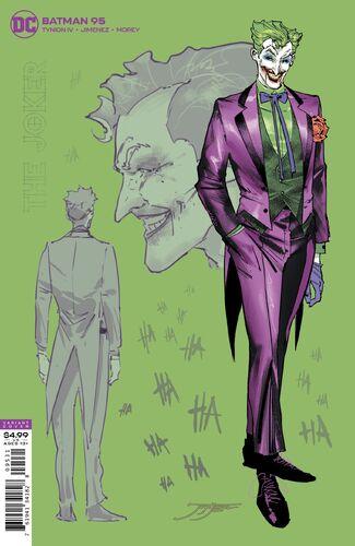 1:25 Joker Variant