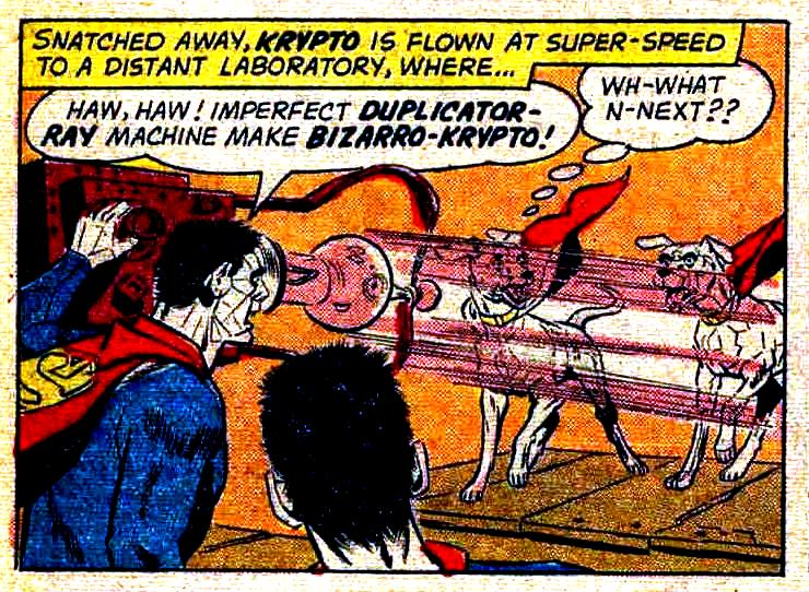 Bizarro Krypto (Earth-One)