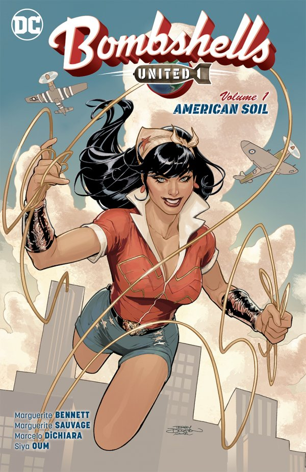 Bombshells United: American Soil (Collected)