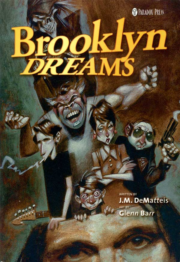 Brooklyn Dreams (Collected)