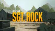 DC Showcase Sgt. Rock