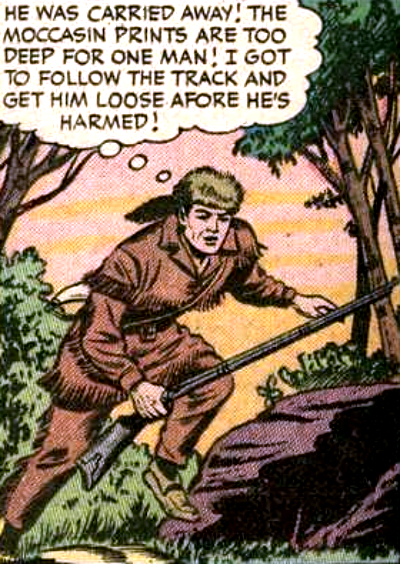 Daniel Boone (Quality Universe)