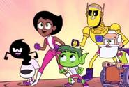 Doom Patrol Teen Titans Go TV Series 003