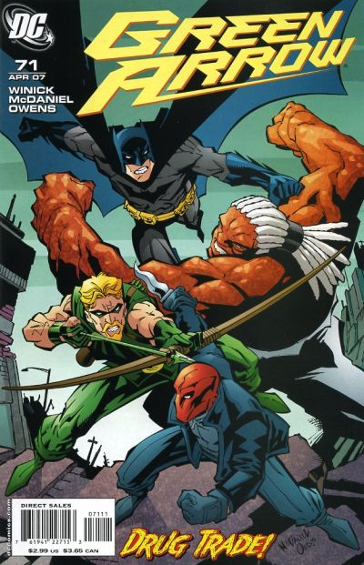 Green Arrow Vol 3 71