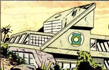 Green Lantern Citadel