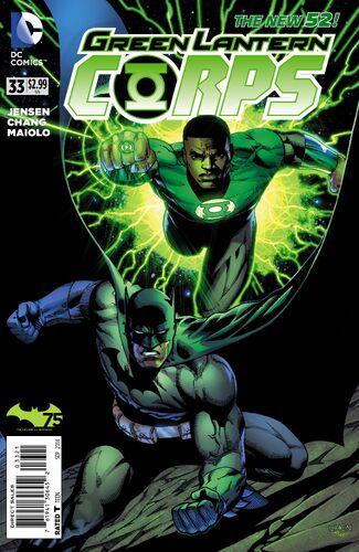 Batman 75th Anniversary Variant