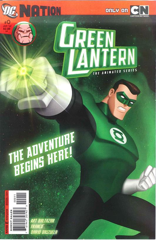 Green Lantern: The Animated Series Vol 1