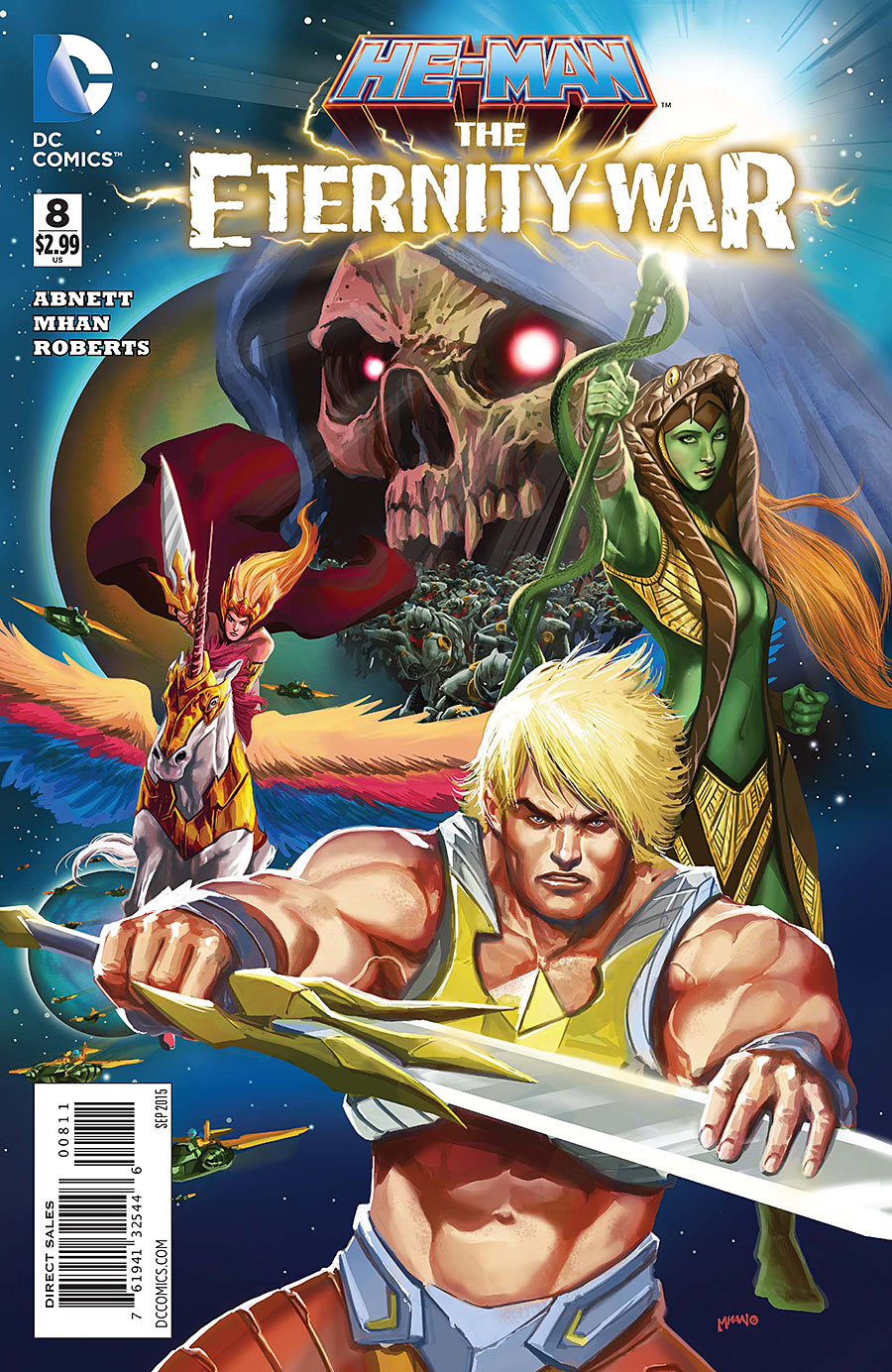 He-Man: The Eternity War Vol 1 8