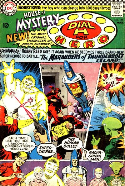 House of Mystery Vol 1 157