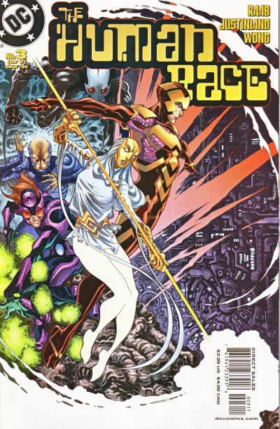Human Race Vol 1 3