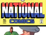 JSA Returns: National Comics Vol 1 1