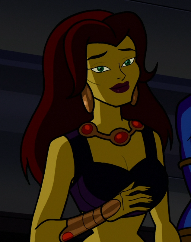 Laethwen (The Brave and the Bold)