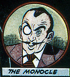 Monocle (Earth-Two)