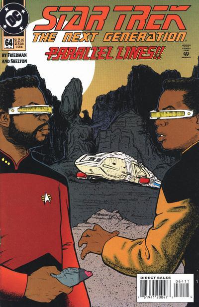 Star Trek: The Next Generation Vol 2 64