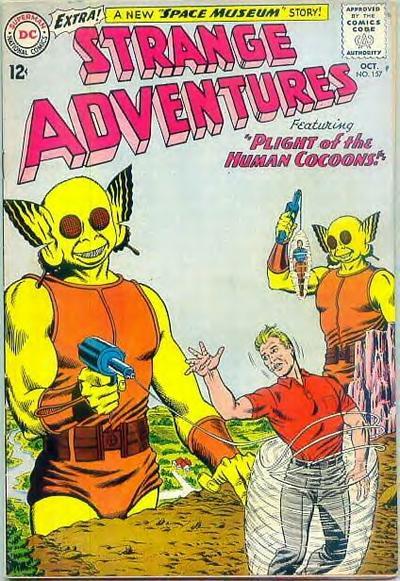 Strange Adventures Vol 1 157