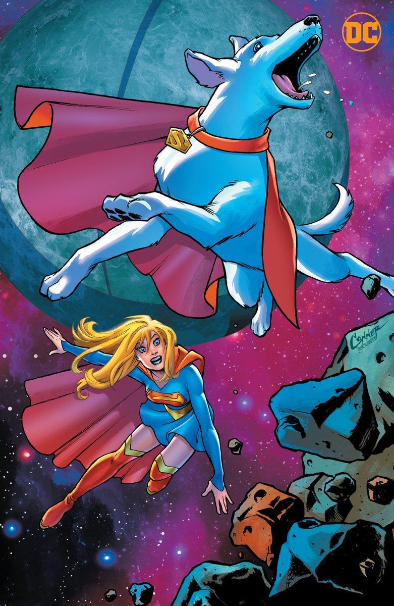 Supergirl Vol 7 22 Variant Textless.jpg