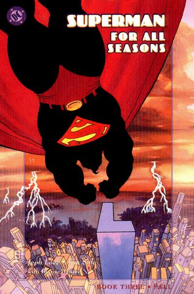 Superman for All Seasons Vol 1 3