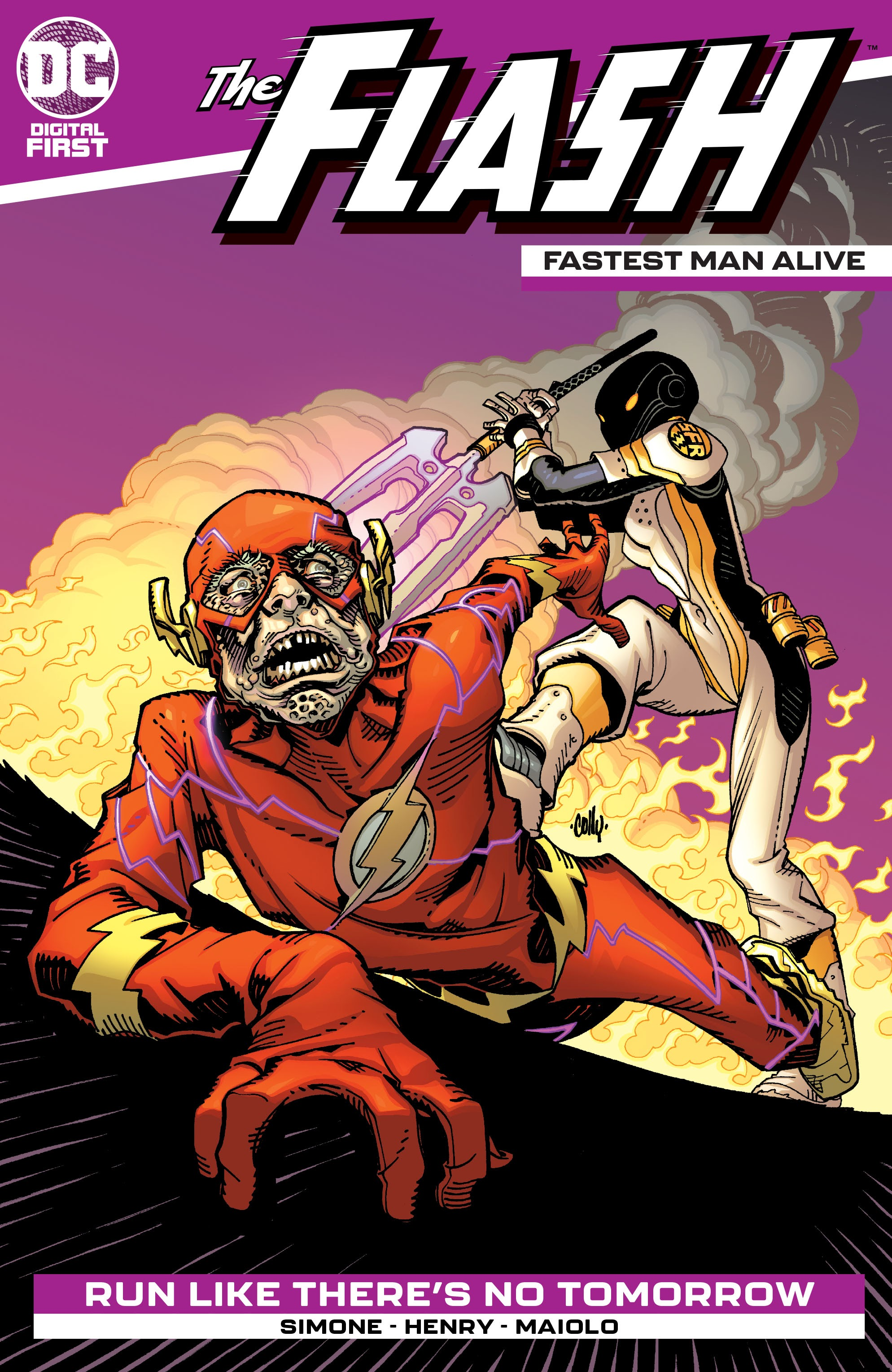 The Flash: Fastest Man Alive Vol 1 2 (Digital)