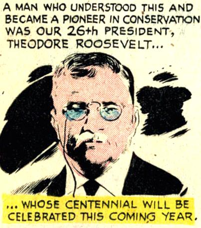 Theodore Roosevelt (New Earth)