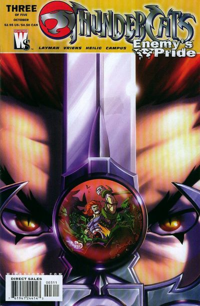Thundercats: Enemy's Pride Vol 1 3