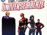 Titans/Legion of Super-Heroes: Universe Ablaze Vol 1 2