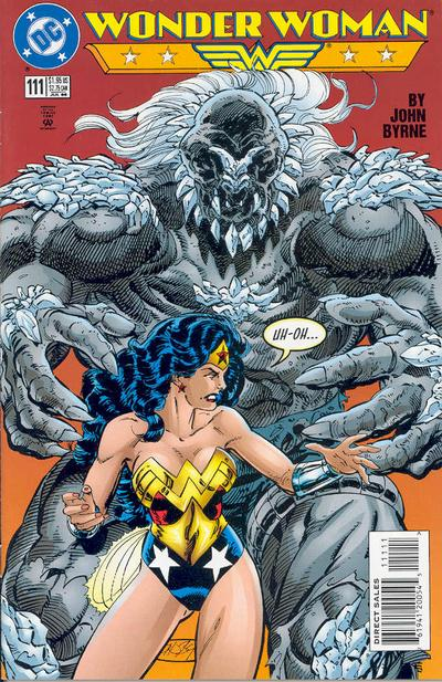 Wonder Woman Vol 2 111