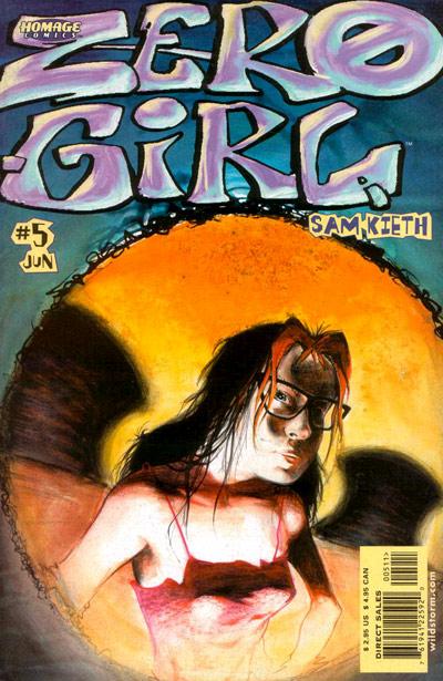 Zero Girl Vol 1 5