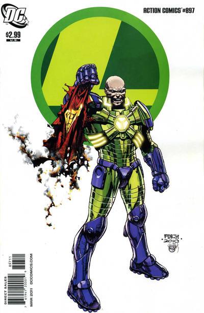 Action Comics Vol 1 897