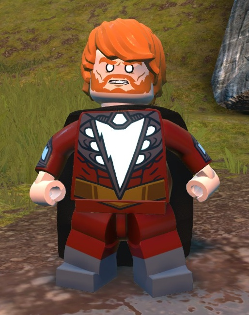 Alexander Luthor (Lego Batman: Earth 3)