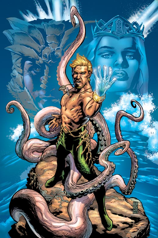 Aquaman: The Waterbearer (Collected)