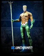 Arthur Curry DC Unchained 0001