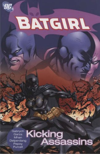 Batgirl: Kicking Assassins (Collected)