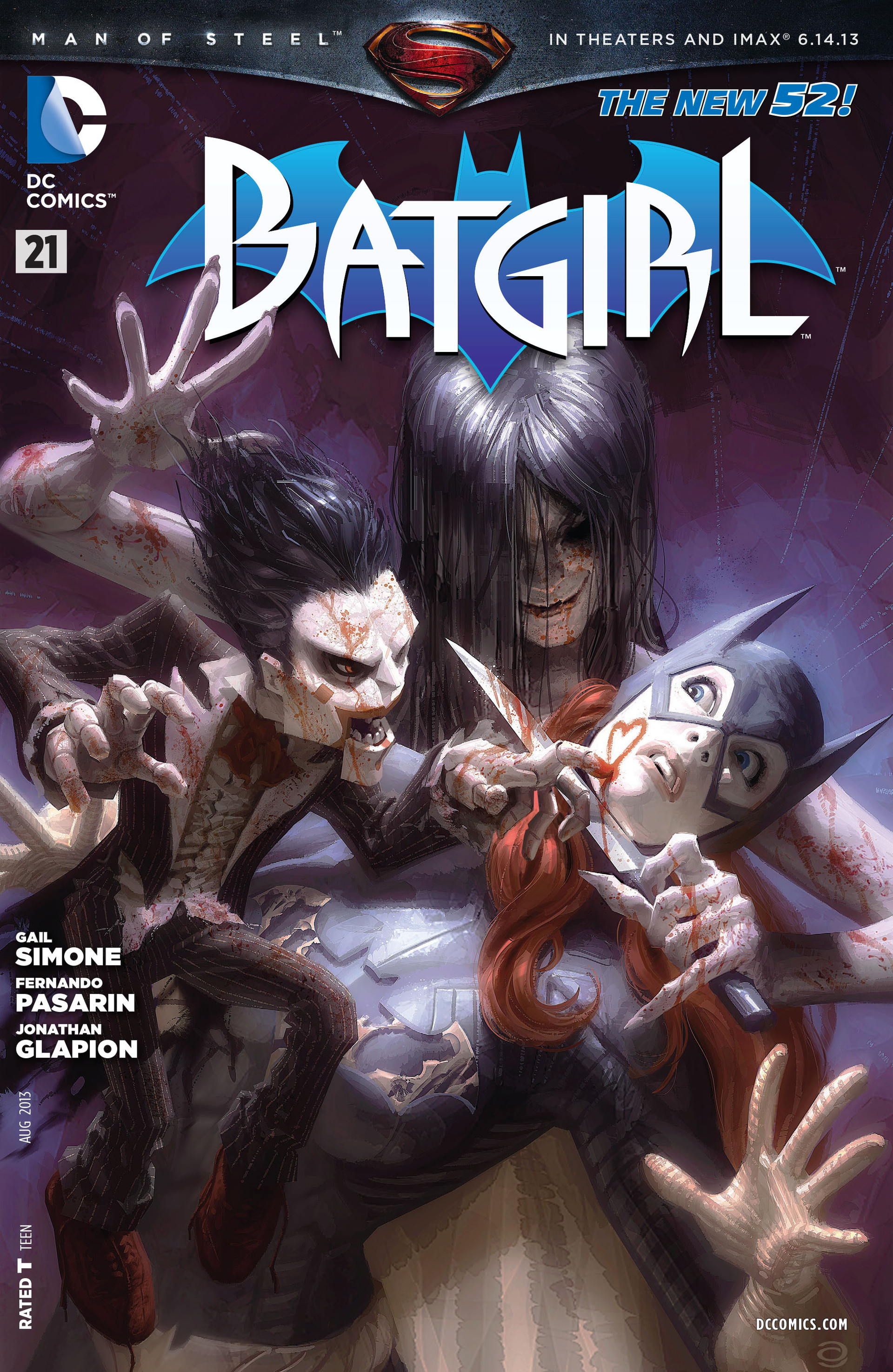 Batgirl Vol 4 21