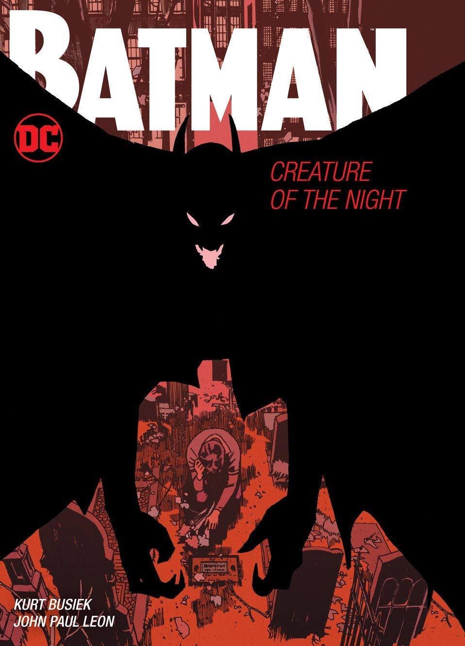 Batman: Creature of the Night (Collected)