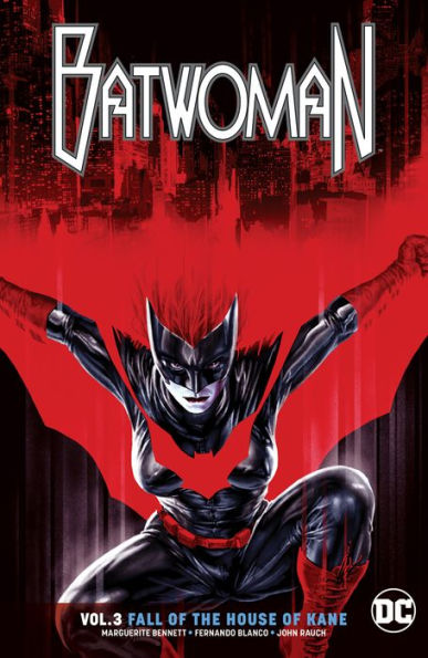 Batwoman: Fall of the House of Kane (Collected)