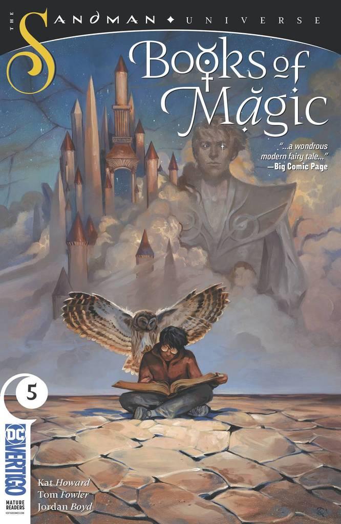 Books of Magic Vol 3 5