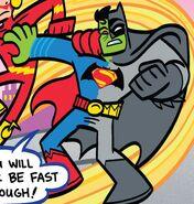 Composite Superman Tiny Titans 001
