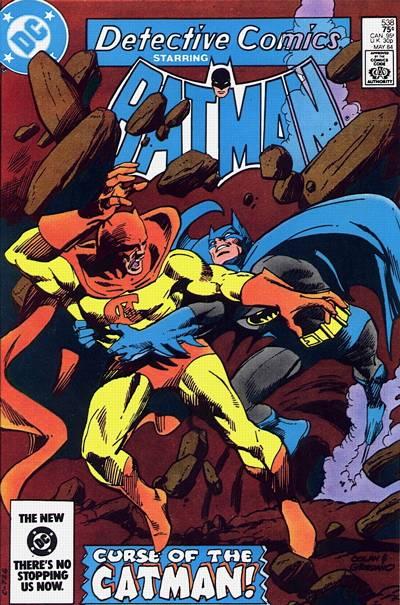 Detective Comics Vol 1 538