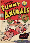 Fawcett's Funny Animals Vol 1 78