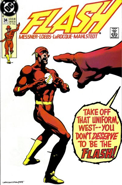 The Flash Vol 2 34